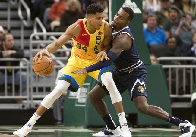 Milwaukee Bucks vs. Denver Nuggets - 1/31/20 NBA Pick, Odds, and Prediction