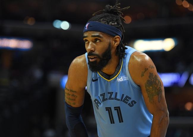 Memphis Grizzlies vs. New York Knicks - 11/25/18 NBA Pick, Odds, and Prediction