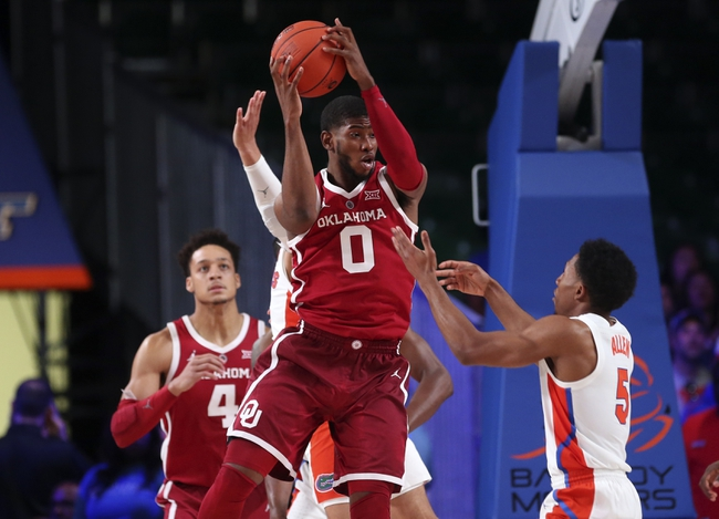 Oklahoma vs. Creighton - 12/18/18 College Basketball Pick, Odds, and Prediction