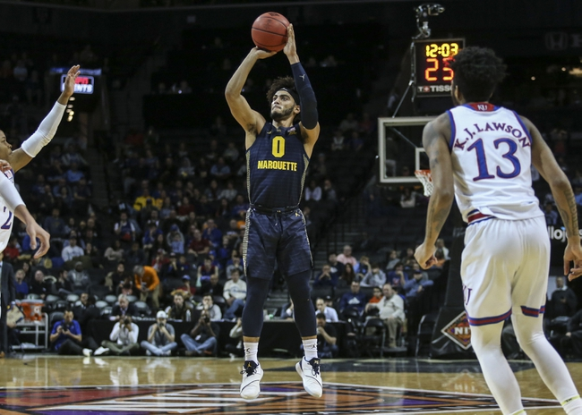 Marquette vs. UTEP - 12/4/18 College Basketball Pick, Odds, and Prediction