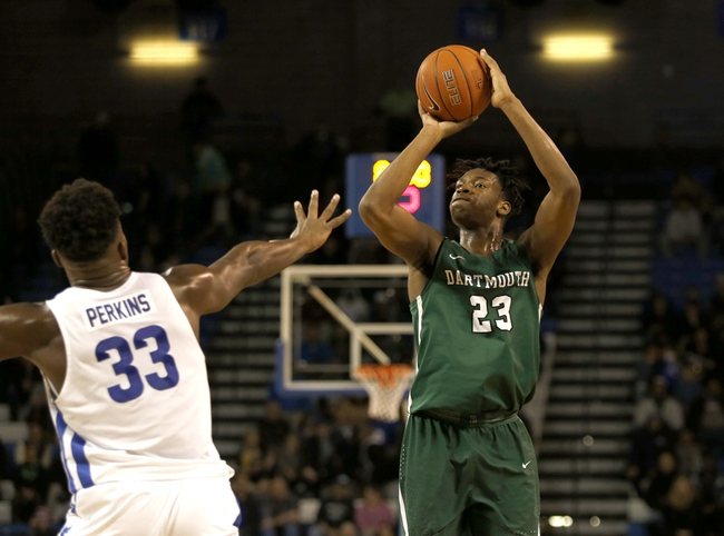 Dartmouth vs. Princeton - 2/22/20 College Basketball Pick, Odds, and Prediction