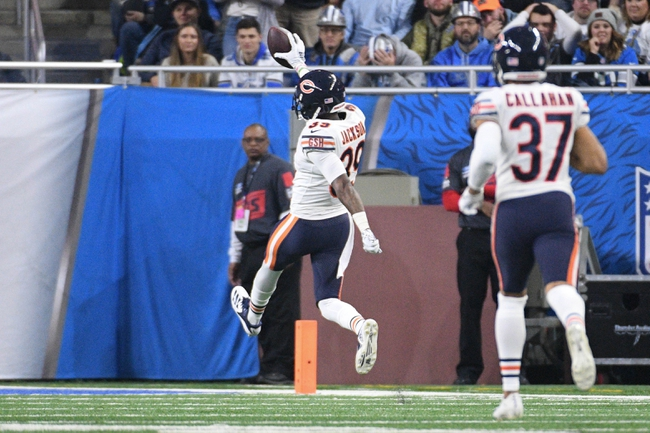 Chicago Bears at New York Giants - 12/2/18 NFL Pick, Odds, and Prediction
