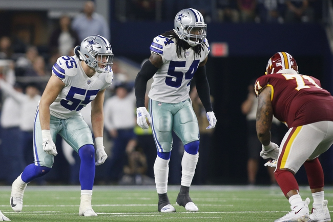 Dallas Cowboys at Washington Redskins - 9/15/19 NFL Pick, Odds, and Prediction