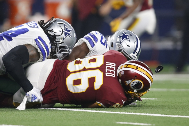 Washington Redskins vs. Dallas Cowboys - 9/15/19 NFL Pick, Odds, and Prediction