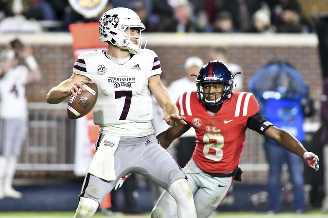 Iowa vs. Mississippi State - 1/1/19 - Outback Bowl College Football Pick, Odds, and Prediction