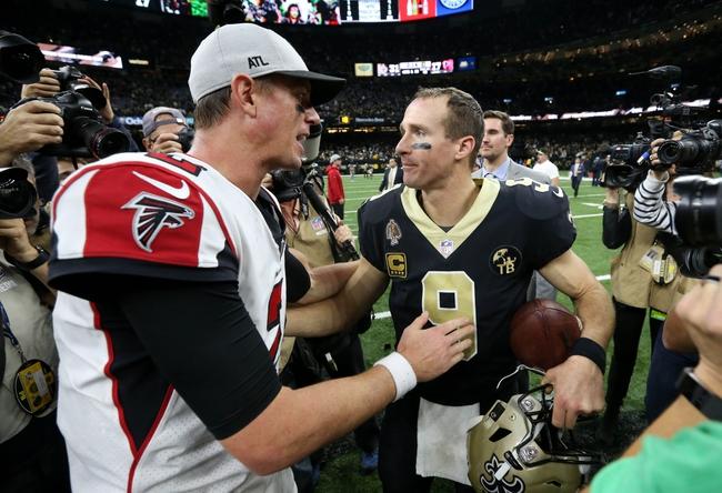 New Orleans Saints vs. Atlanta Falcons - 11/10/19 NFL Pick, Odds, and Prediction