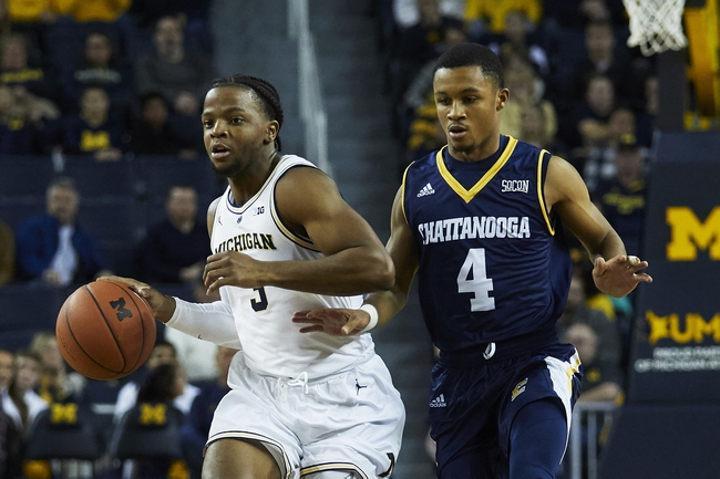 Tennessee-Martin vs. Chattanooga - 12/18/18 College Basketball Pick, Odds, and Prediction