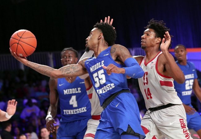 Middle Tennessee vs. Rice - 2/8/20 College Basketball Pick, Odds, and Prediction