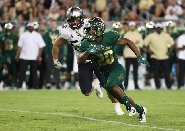 USF at Houston: 11/14/20 College Football Picks and Prediction