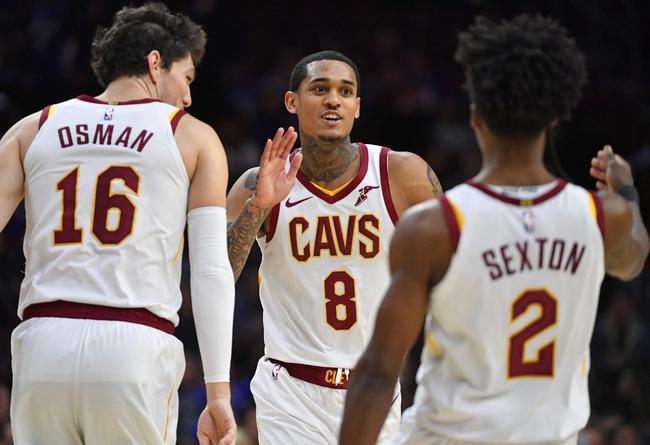 Cleveland Cavaliers vs. Philadelphia 76ers - 12/16/18 NBA Pick, Odds, and Prediction