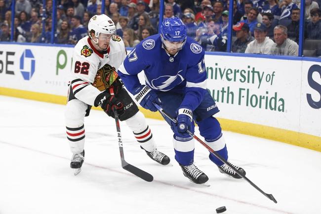 Chicago Blackhawks vs. Tampa Bay Lightning - 11/21/19 NHL Pick, Odds, and Prediction