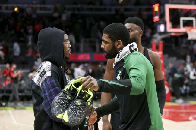 Boston Celtics vs. Atlanta Hawks - 12/14/18 NBA Pick, Odds, and Prediction