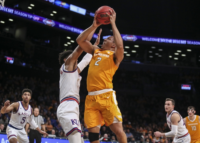 Tennessee vs. Eastern Kentucky - 11/28/18 College Basketball Pick, Odds, and Prediction