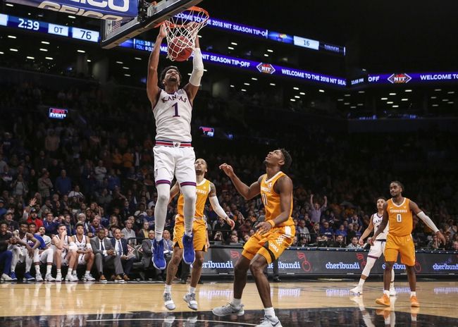 Kansas vs. Tennessee - 1/25/20 College Basketball Pick, Odds, and Prediction