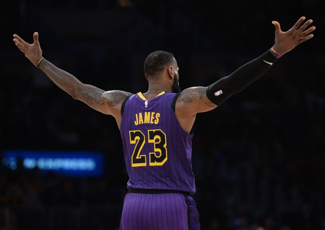 Los Angeles Lakers vs. Indiana Pacers - 11/29/18 NBA Pick, Odds, and Prediction