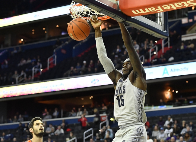 Butler vs. Georgetown - 1/2/19 College Basketball Pick, Odds, and Prediction