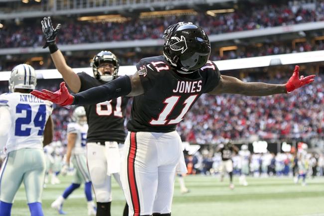 Dallas Cowboys vs. Atlanta Falcons - 9/20/20 NFL Pick, Odds, and Prediction
