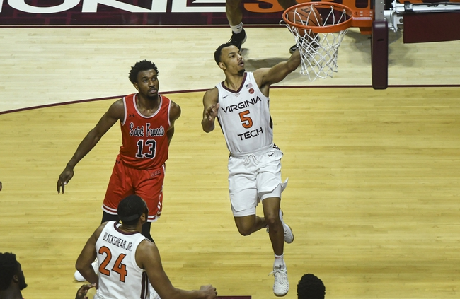 Washington vs. Virginia Tech - 12/15/18 College Basketball Pick, Odds, and Prediction