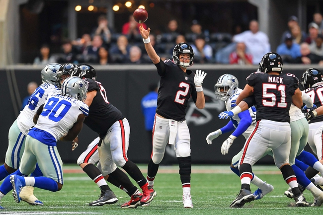 Atlanta Falcons vs. Dallas Cowboys - 6/22/20 Madden 20 Sim Classic NFL Pick, Odds, and Prediction
