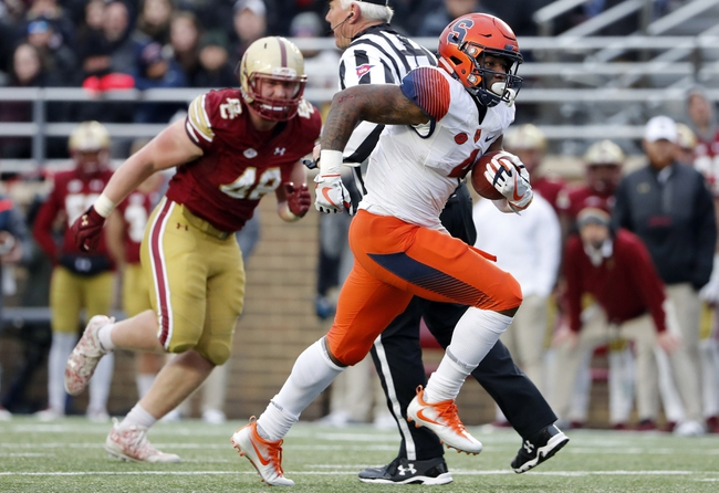 Syracuse vs. Boston College - 11/2/19 College Football Pick, Odds, and Prediction