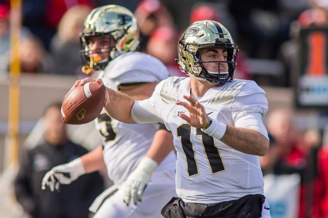 Purdue vs. Auburn - Music City Bowl - 12/28/18 College Football Pick, Odds, and Prediction