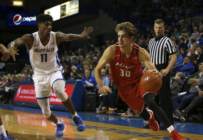 Manhattan vs. Marist - 2/26/20 College Basketball Pick, Odds, and Prediction