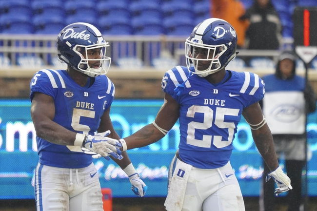 Duke vs. Temple - Independence Bowl 12/27/18 College Football Pick, Odds, and Prediction
