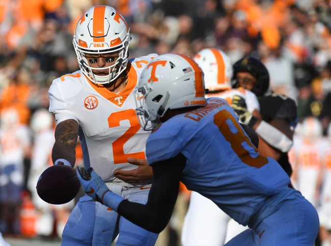 Tennessee vs. BYU - 9/7/19 College Football Pick, Odds, and Prediction