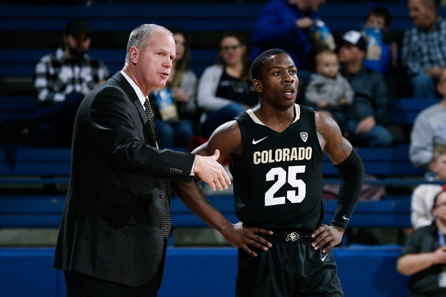 Colorado vs. UIC - 12/8/18 College Basketball Pick, Odds, and Prediction