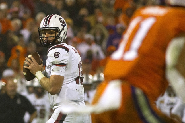 South Carolina vs. Akron - 12/1/18 College Football Pick, Odds, and Prediction