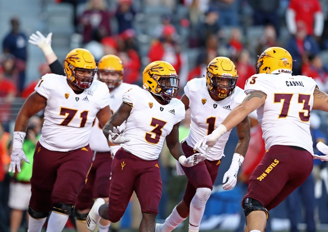 Fresno State vs. Arizona State - 12/15/18  Las Vegas Bowl College Football Pick, Odds, and Prediction
