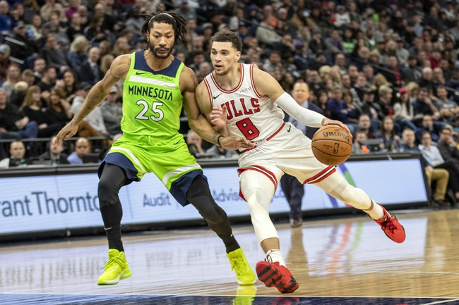 Chicago Bulls vs. Minnesota Timberwolves - 12/26/18 NBA Pick, Odds, and Prediction