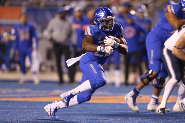 Boston College vs. Boise State - 12/26/18 - First Responder Bowl College Football Pick, Odds, and Prediction