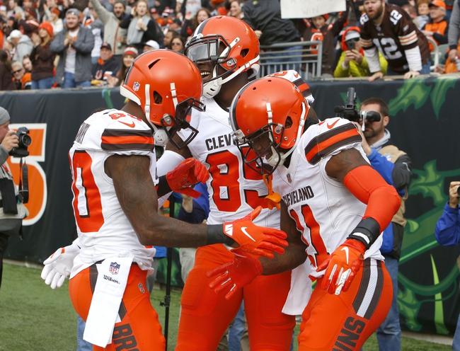 Cleveland Browns vs. Carolina Panthers - 12/9/18 NFL Pick, Odds, and Prediction