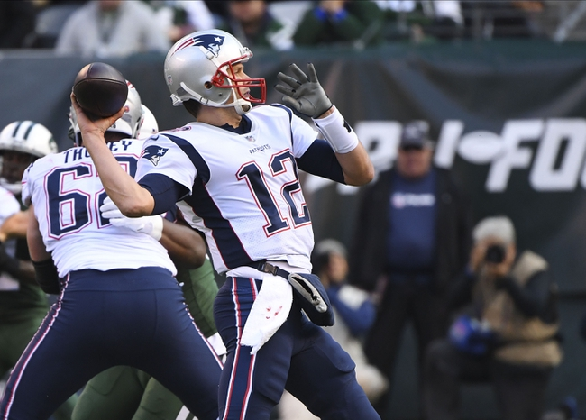New England Patriots vs. Minnesota Vikings - 12/2/18 NFL Pick, Odds, and Prediction