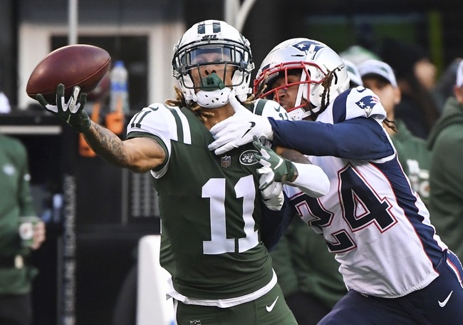New York Jets at New England Patriots - 12/30/18 NFL Pick, Odds, and Prediction