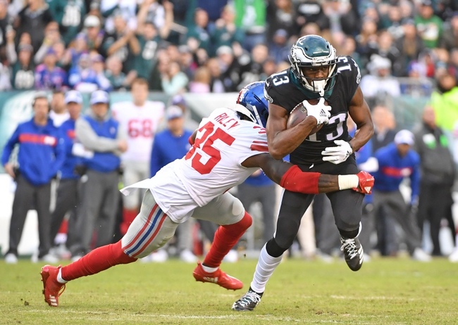 Philadelphia Eagles vs. New York Giants - 12/9/19 NFL Pick, Odds, and Prediction