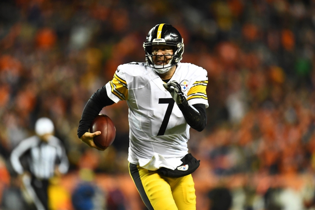 Denver Broncos at Pittsburgh Steelers - 9/20/20 NFL Picks and Prediction