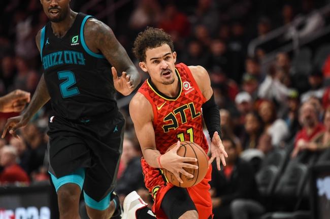 Charlotte Hornets vs. Atlanta Hawks - 11/28/18 NBA Pick, Odds, and Prediction