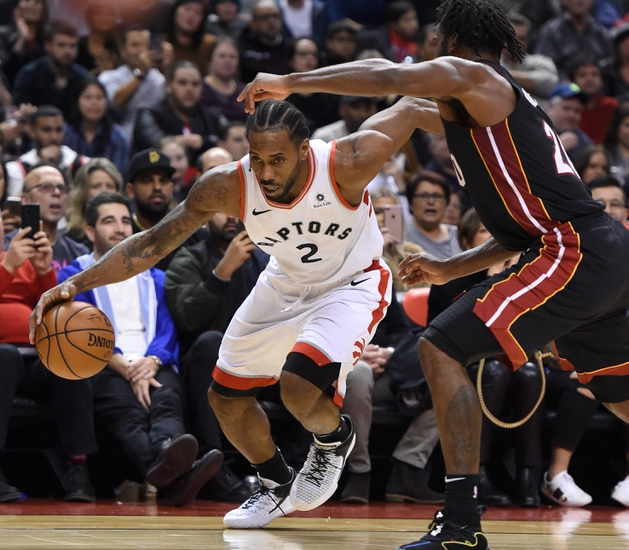 Miami Heat vs. Toronto Raptors - 12/26/18 NBA Pick, Odds, and Prediction