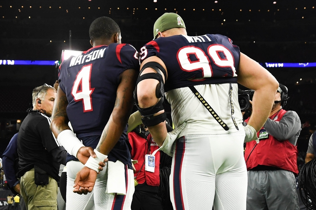 Houston Texans vs. Cleveland Browns - 12/2/18 NFL Pick, Odds, and Prediction