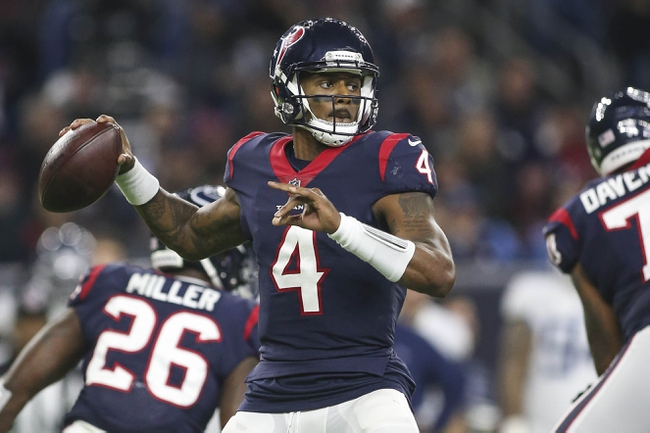 Cleveland Browns at Houston Texans - 12/2/18 NFL Pick, Odds, and Prediction
