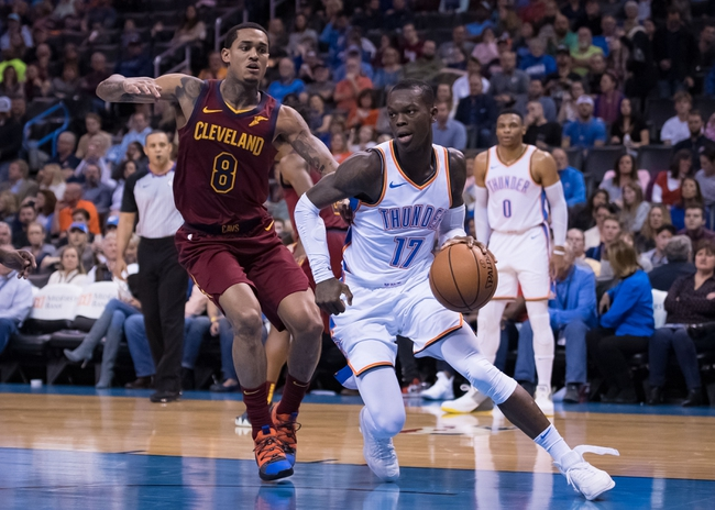 Cleveland Cavaliers vs. Oklahoma City Thunders - 1/4/20 NBA Pick, Odds & Prediction