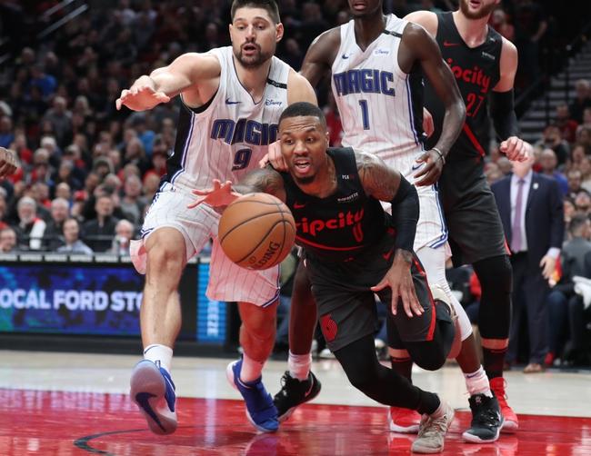 Portland Trail Blazers vs. Orlando Magic - 12/20/19 NBA Pick, Odds, and Prediction