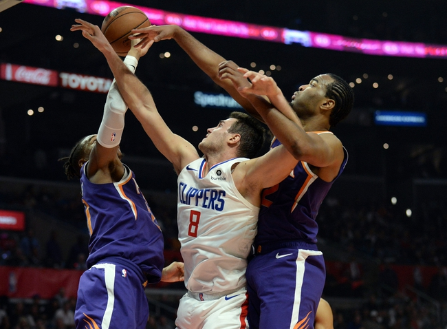 Phoenix Suns vs. Los Angeles Clippers - 12/10/18 NBA Pick, Odds, and Prediction
