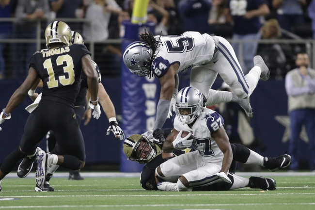Dallas Cowboys at New Orleans Saints - 9/29/19 NFL Pick, Odds, and Prediction
