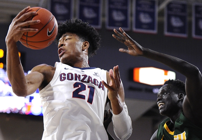 Gonzaga vs. Washington - 12/5/18 College Basketball Pick, Odds, and Prediction