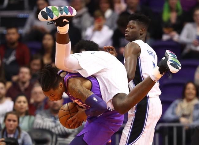 Orlando Magic vs. Phoenix Suns - 12/26/18 NBA Pick, Odds, and Prediction
