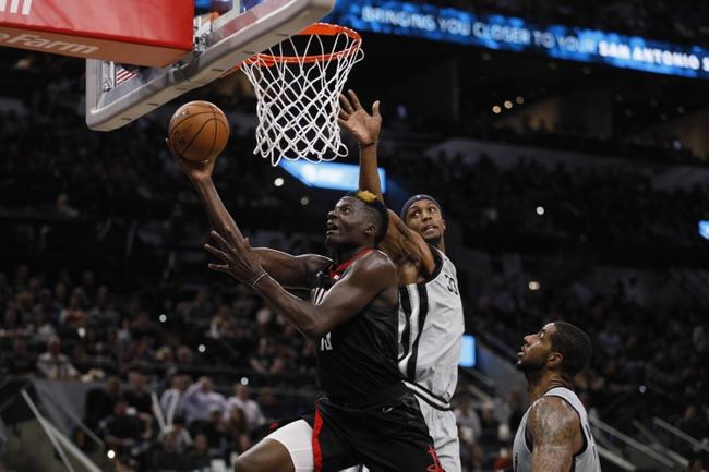 Houston Rockets vs. San Antonio Spurs - 12/22/18 NBA Pick, Odds, and Prediction