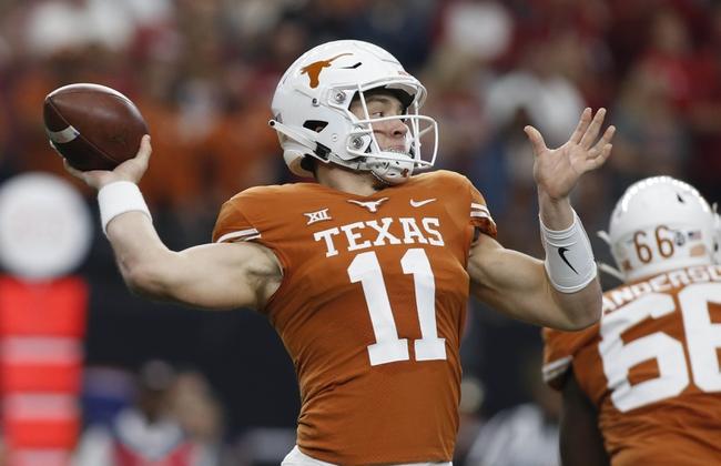 Georgia vs. Texas - Sugar Bowl - 1/1/19 College Football Pick, Odds, and Prediction
